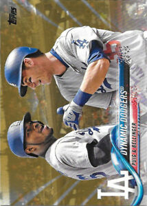 2018 Topps Series 2 GOLD PARALLEL /2018 - U PICK YOUR CARD - COMPLETE YOUR SET!