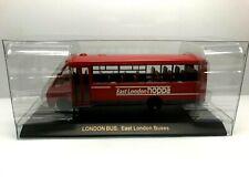 AUTOBUS METROPOLITANO 1/76 LONDON BUS EAST LONDON BUSES