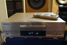 AUS SAMMLUNG: HIGHEND-DVD-PLAYER PIONEER DV-717 IN CHAMPAGNERGOLD -LP: 1.000.- €