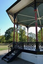 A3 Photo Print: Bandstand in Greenwich Park, London