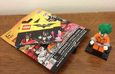 LEGO Batman the Movie minifigure series: The Joker