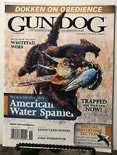Gun Dog American Water Spaniel Whitetail Waterfowl Nov 2015 Free Shipping Jb