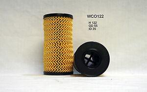 Wesfil Oil Filter WCO122 fits Renault Koleos 2.0 dCi (HY0K), 2.0 dCi 4x4 (HY0...