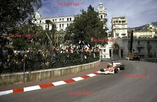 Emerson Fittipaldi McLaren M23 Monaco Grand Prix 1974 Photograph 8