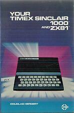 Sinclair Vintage Computer User Manual