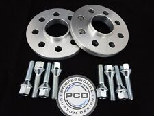 FIAT PANDA 1980-2012 Hubcentric Wheel Spacers 15mm Wide & 8 Tapered Bolts