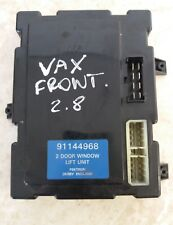 VAUXHALL FRONTERA A 1996-1998 2 DOOR WINDOW LIFT UNIT 91144968
