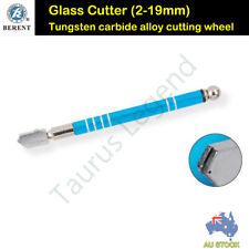 Glazer Glass Cutter Cutting 2-19mm Thickness Oil Feed Glazing BERENT - BT9229