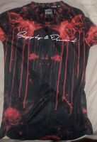 Mens Supply and Demand Roses XS