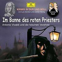 Krimis-im Banne des Roten Priesters (Vivaldi) von Schlemme... | CD | Zustand gut