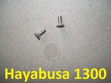 99-Up Hayabusa 1300 GSX1300R Master Cylinder Sight Glass Lens Window Repair Kit
