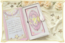 CardCaptor 56 Pcs Card Captor Sakura Cards Pink Clow Magic Book Set in Box Gift