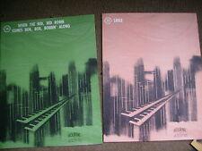 2 x fogli di musica di Organo: quando il Rosso Red Robin arriva Bob Bob Bobbin lungo + SMILE
