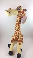 "Madagascar 3 Dreamworks MELMAN GIRAFFE 13"" Plush Stuffed Animal NEW W/ TAG"