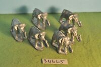 elephants 6 metal (34665)