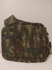 Diaper Dude Camo Diaper Bag Dad's Camouflage Man Messenger Baby f30