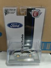 M2 Ford Twin Turbo 1987 Ford Mustang Gt Chase 650 Vhtf