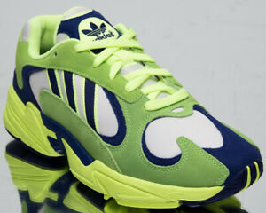 adidas Originals Yung-1 Mens Solar Green Casual Lifestyle Shoes Sneakers EG2922