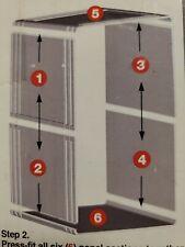 Ideal Pet Products Designer Series Ruff-Weather Pet Door Wall Installation Kit