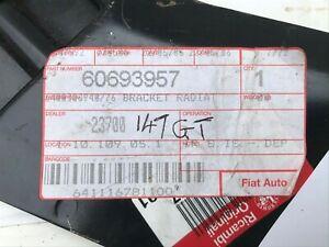 Alfa Romeo 147/GT Left Chassis end bracket Genuine