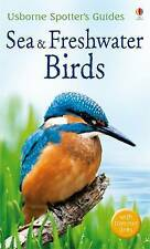Joe Blossom, Sea and Freshwater Birds (Usborne Spotter's Guide), Very Good Book
