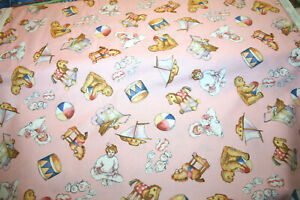 SARAH'S STORYBOOK FROM BLUE HILL FABRICS - COTTON FABRIC