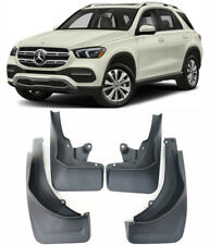 OEM Splash Guards Mud Flaps FOR 2019-2021 Mercedes Benz GLE W167 Without Pedal