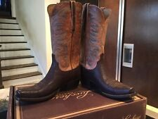 LUCCHESE HERITAGE Men's Boots Size 8.5 NEW
