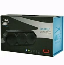Altec Lansing Xl Jacket Speaker System - Wireless Speaker[s] - Black - (IMW645)