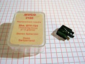 Puntina Giradischi 2180 Per Sharp STY-124 da 2-3 grammi parti di Ricambi/o audio