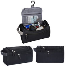Men Women Makeup Travel Hanging Wash Bag Waterproof Toiletry Bag US Warehouse