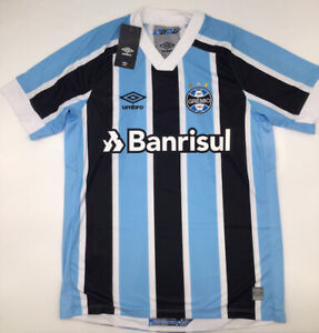 Gremio Home Jersey Blue 2021/2022 Umbro M-L-XL New with Tags