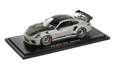 Spark Porsche 911 991 GT3 RS II Weissach Package Chalk Gray 1/18 Scale LE of 911