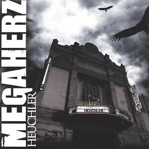 CD • MEGAHERZ • 2008 • HEUCHLER • NDH • Rammstein • Oomph! • Label: ZYX Music