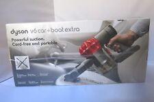 ASPIRADOR DE MANO - DYSON V6 - CAR BOART EXTRACA PORTATIL  21685501 NUEVO