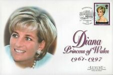 ❤ Ersttagsbrief_England 1998_Prinzessin_Princess_Lady_DIANA_Wales_Kensington__