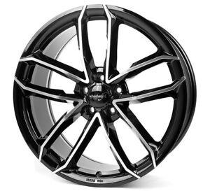 4x 19Zoll Alufelgen Wheelworld WH33 Audi/VW/Seat/Skoda, S-Line 8,5x19 5/112 ET45