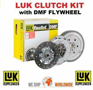 LUK CLUTCH + DMF + CSC for VOLVO V40 Hatchback D2 2012->on