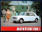 Prospekt brochure Austin 1100  (D)