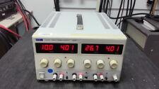 Thurlby-Thandar Instruments TTI EX354T Triple Power Supply 300W