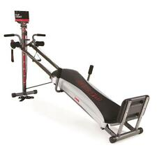 Total Fitness Total Gym 1400 Exercise System with DVD Toning Strengthening