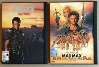 INTERCEPTOR - GUERRIERO DELLA STR. (1981) + MAD MAX OLTRE LA SFERA TUONO(1985)
