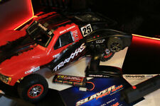 Traxxas RC Truck Slayer Pro 4X4 Nitro 3.3 used but in great condition
