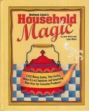 Bottom Line's Household Magic by Joan Wilen; Lydia Wilen