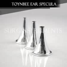 TOYNBEE EAR SPECULA KIT NEW ENT SURGICAL INSTRUMENTS