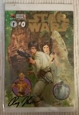 Star Wars : Another Universe #0 - autographed Dark Horse Comics COA  #2273/5000