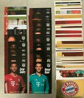 Panini FC Bayern München 2020/2021 | Einzelsticker / Karten aussuchen | 20/21