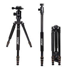ZOMEI Z688 Aluminum Tripod Monopod&Ball Head Travel for Canon Nikon Sony Camera