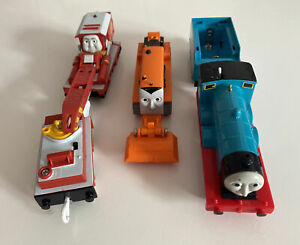 Tomy Trackmaster Thomas the Tank Engine battery Trains Non Runners/broken