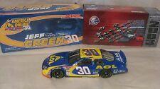 LE Nascar #30 Jeff Green AOL Chevy Monte Carlo 124 Scale Diecast 2003     dc1034